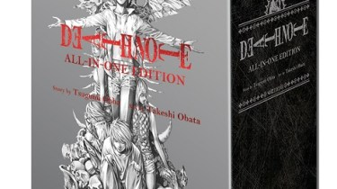 Death Note All-in-One Edition