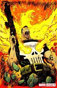 The Punisher #219 by Sanford Greene