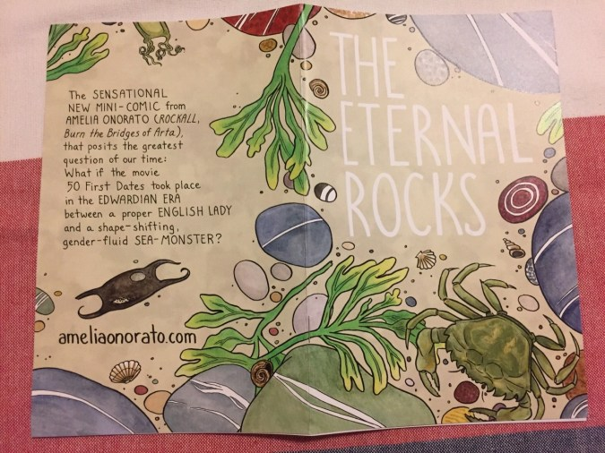 The Eternal Rocks by Amelia Onorato