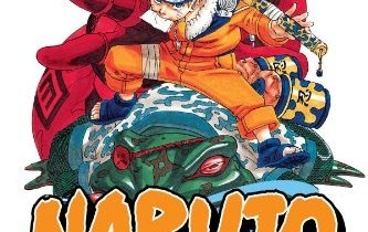 Naruto volume 8