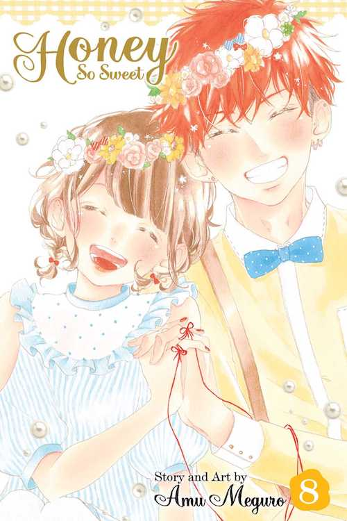 Honey So Sweet Volume 8