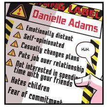 Warning Label panel 2
