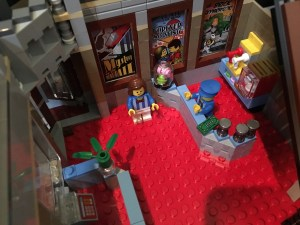 Lego Palace Cinema workers
