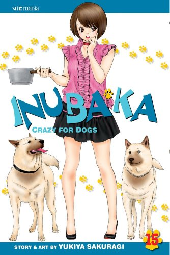 Inubaka: Crazy for Dogs Volume 15