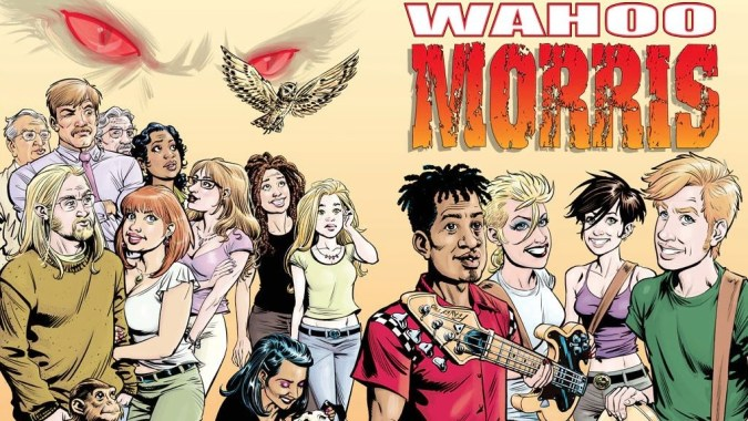 Wahoo Morris Kickstarter