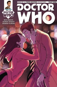 Doctor Who The Tenth Doctor Year Three #14