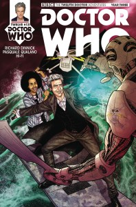 Doctor Who The Twelfth Doctor Year Three #13