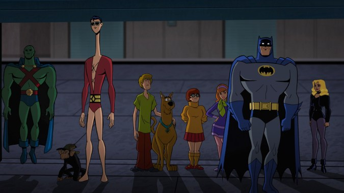 Scooby-Doo! & Batman: The Brave and the Bold image