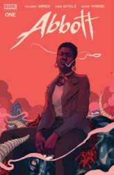 Abbott #1 cover by Taj Tenfold