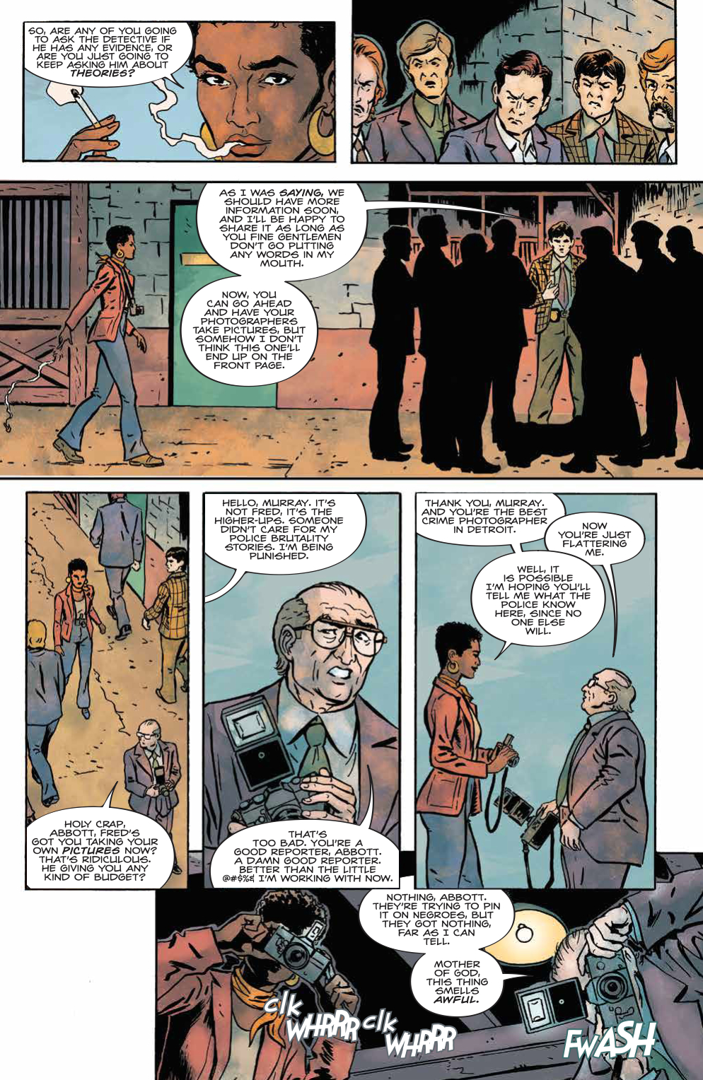 Abbott #1 preview page 3
