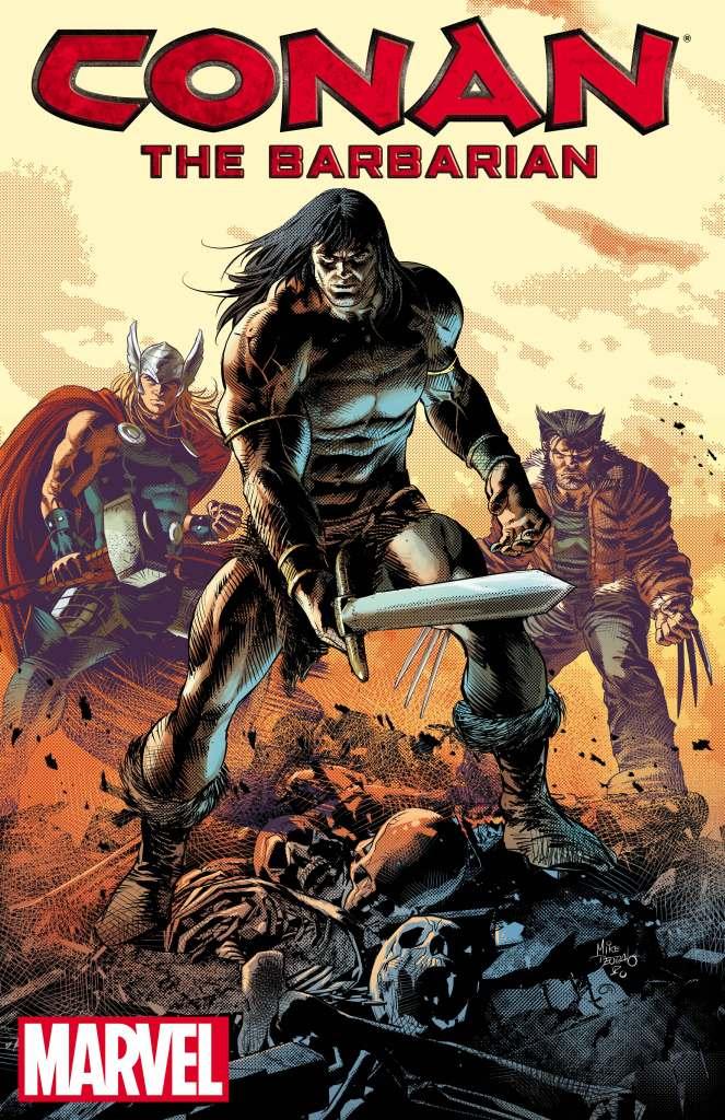Conan promotional art