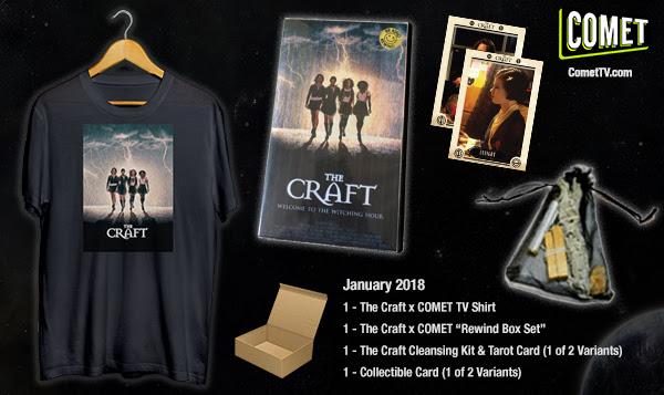 The Craft Comet TV promo