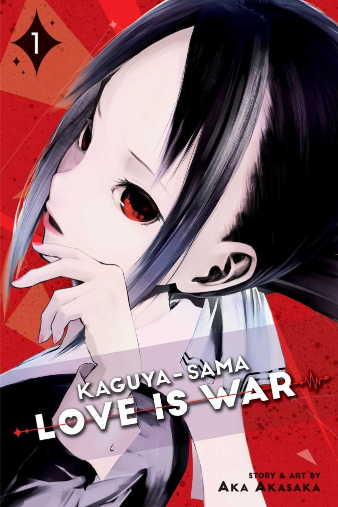 Kaguya-sama: Love Is War Volume 1