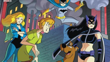 Scooby-Doo Team-Up #34