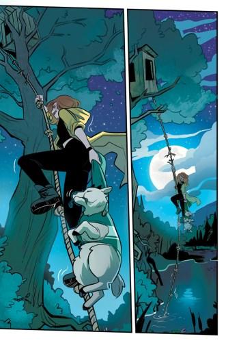 Nancy Drew #1 preview page 1