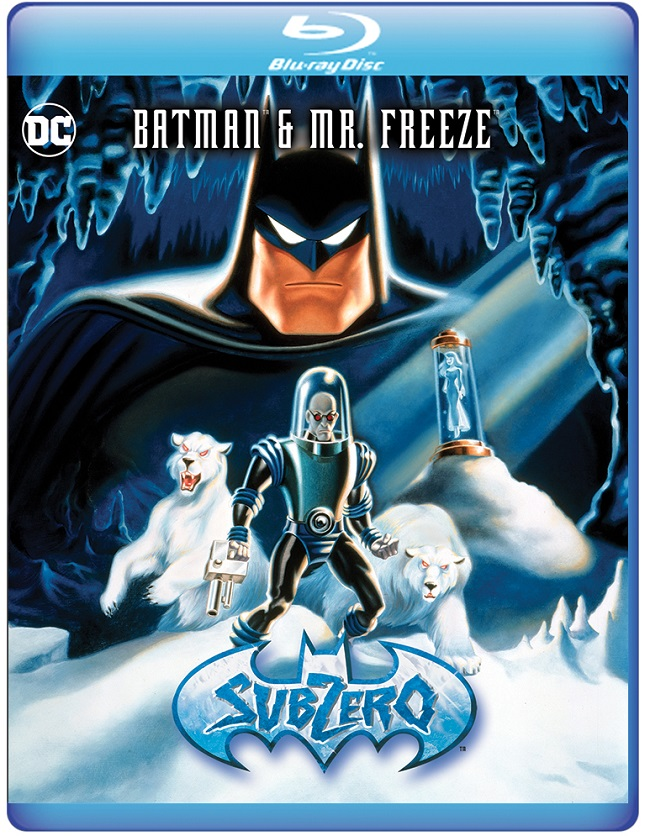 Batman & Mr. Freeze: Sub-Zero