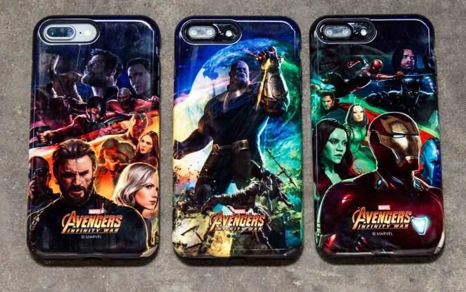 Skinit Avengers phone cases