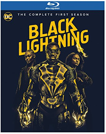 Black Lightning Blu-ray