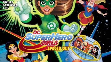 DC Super Hero Girls: Spaced Out #10