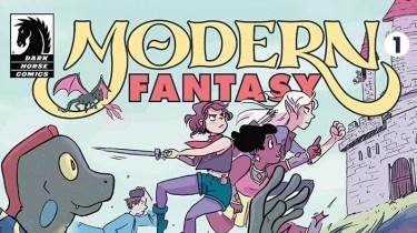 Modern Fantasy header
