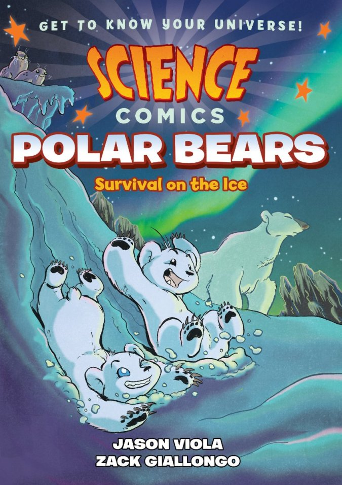 Polar Bears: Survival on the Ice