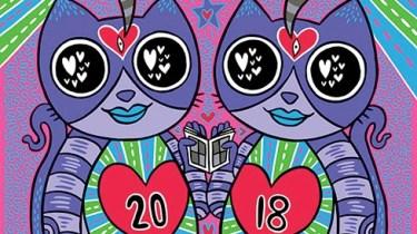TCAF 2018 poster by Fiona Smyth
