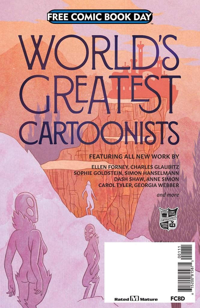 World's Greatest Cartoonists
