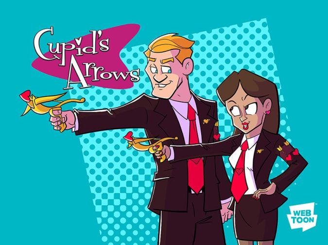 Cupid's Arrows at Line Webtoon
