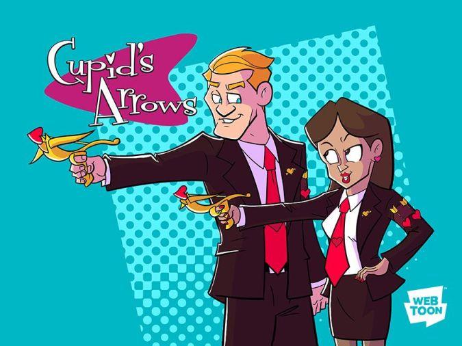 Cupid's Arrows at Line Webtoon