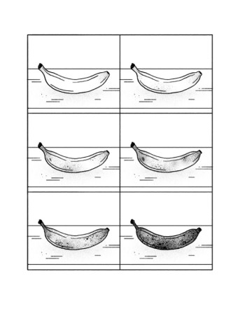 Ambient Comics: Banana