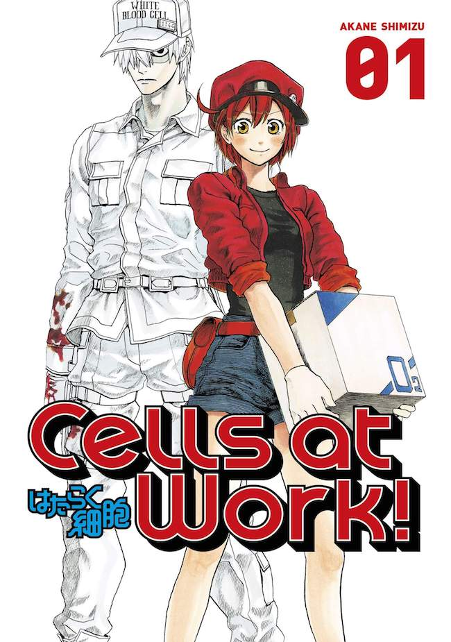 Cells at Work! Volume 1