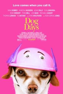 Dog Days Teaser Poster - Gertrude