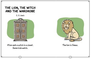 Abridged Classics: The Lion, the Witch, and the Wardrobe