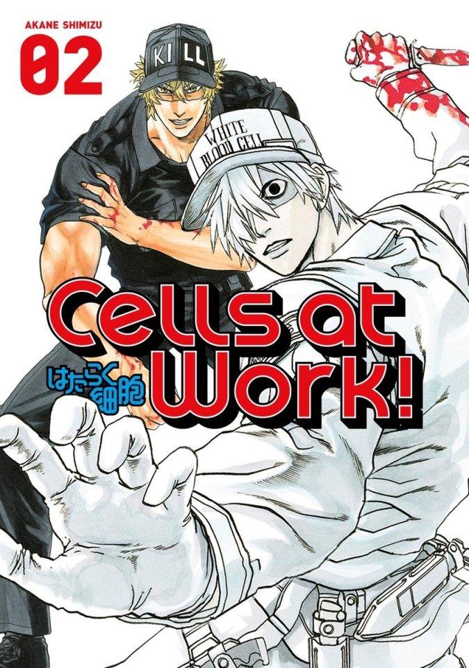 Cells at Work! Volume 2