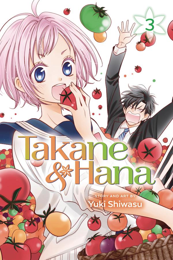 Takane & Hana Volume 3