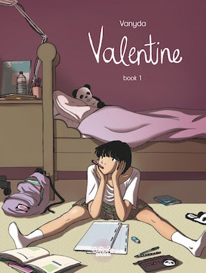 Valentine Book 1