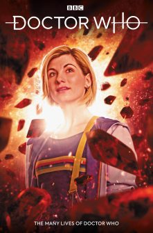 Doctor Who: The Thirteenth Doctor #0 – The Many Lives of Doctor Who cover by Will Brooks