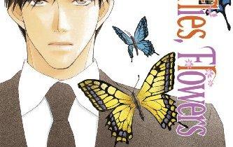 Butterflies, Flowers Volume 3