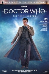 Doctor Who: The Road to the Thirteenth Doctor #1 photo cover