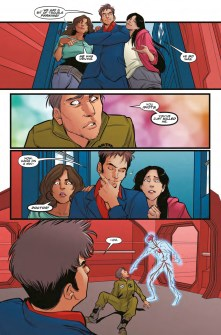 Doctor Who: The Road to the Thirteenth Doctor #1 art by Iolanda Zanfardino