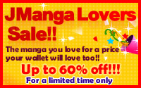 JManga Sale