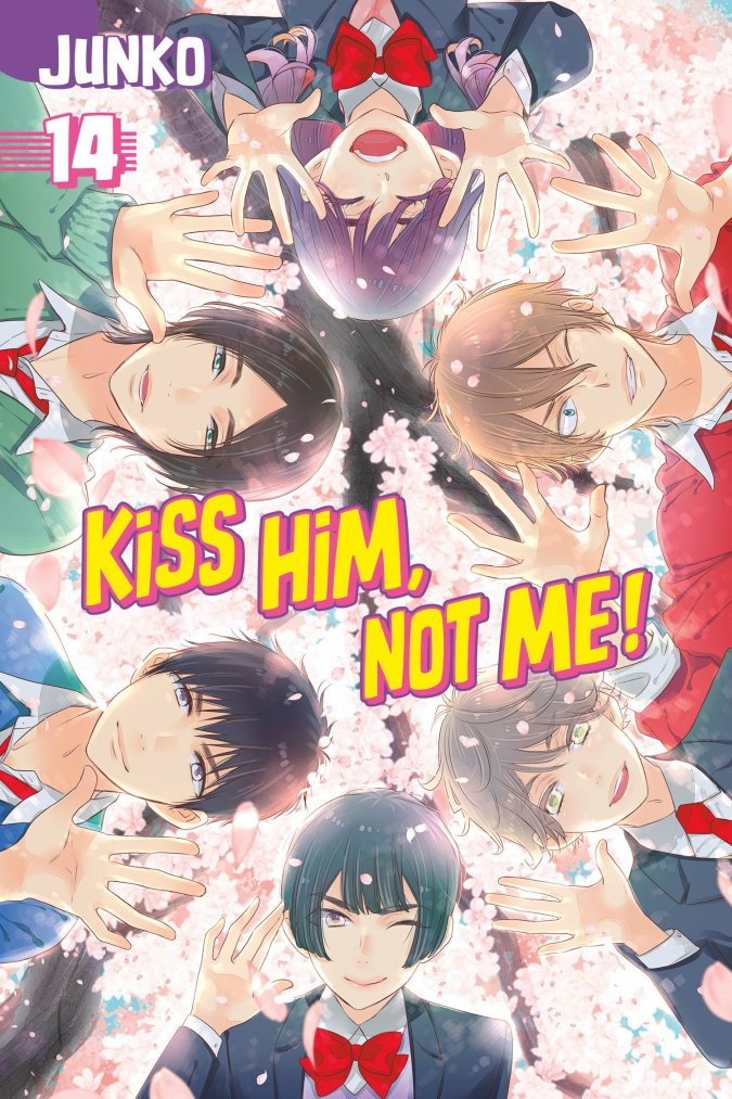 Kiss Him, Not Me Volume 14