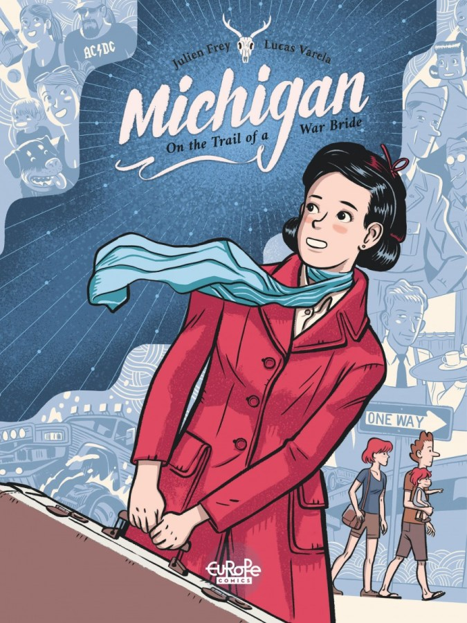 Michigan: On the Trail of a War Bride