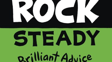 Rock Steady: Brilliant Advice from My Bipolar Life