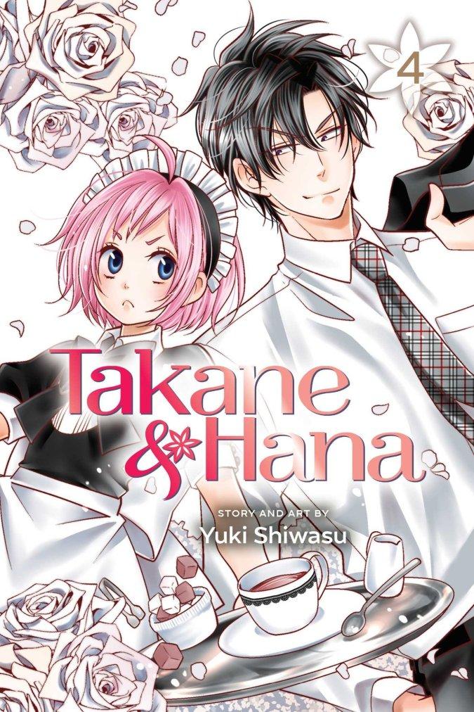 Takane & Hana Volume 4