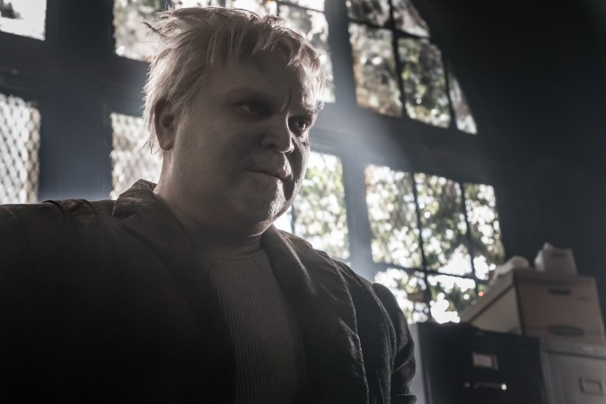 Drew Powell as Solomon Grundy