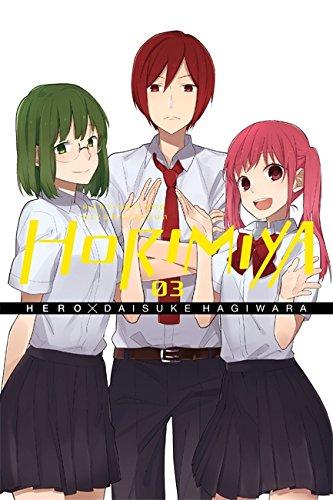 Horimiya Volume 3