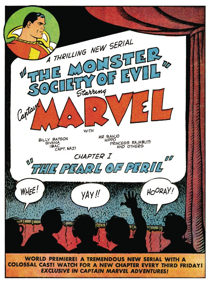 Shazam!: The Monster Society of Evil Deluxe Edition