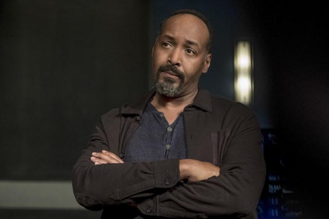 Jesse L. Martin as Detective Joe West  on The Flash