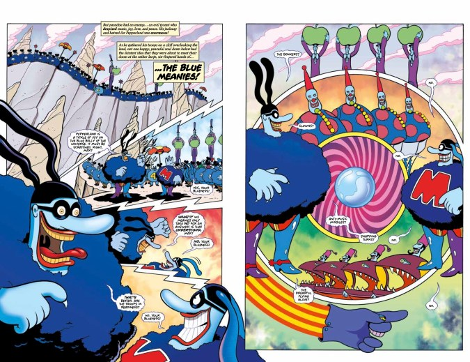 The Beatles: Yellow Submarine preview page 2